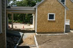 Click to view album: Paver Installation - 6/21/2010